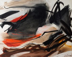huguette arthur bertrand - cela qui gronde 1967 newsletter art vient a vous 7