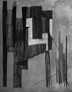 huguette arthur bertrand - fenestree 1954 painting