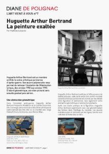 huguette arthur bertrand - newsletter l art vient a vous 7