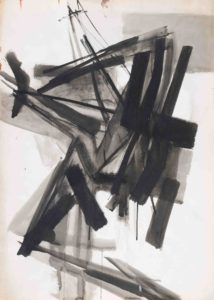 huguette arthur bertrand - untitled painting 1959 newsletter art comes to you 7