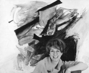 huguette arthur bertrand - tonerre 1964 portrait