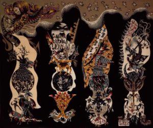 jean lurcat -naissance du lansquenet 1946 newsletter art vient a vous 7