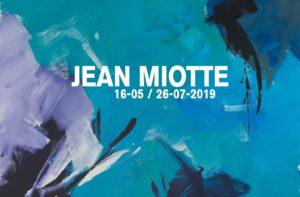 jean miotte - catalogue exposition publication