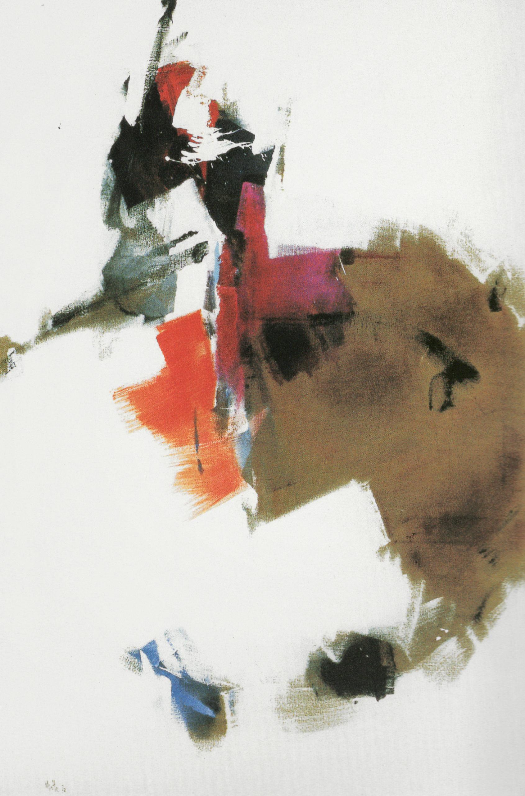 jean miotte - ronde cosmique 1972 newsletter art vient a vous 9