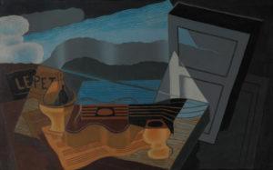 juan gris - la vue sur la baie 1921 newsletter art vient a vous 7