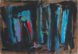 lois frederick - untitled 1950 paper