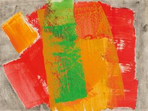 lois frederick - untitled acrylic 1980