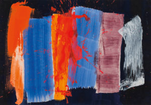 lois frederick - untitled acrylic paper 2000