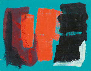 lois frederick - untitled paper 1968
