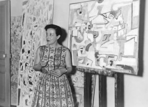 marie raymond - atelier 1956