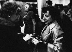 marie raymond- exhibition marie raymond peintures 1960 1966 cimaise bonaparte gallery 1966