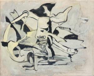 marie raymond - painting ou prise de conscience des choses-elles mêmes 1944 newsletter art comes to you 11