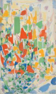 marie raymond - peinture essor 1961