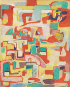marie raymond - peinture printemps 1953 ca newsletter art vient a vous 11