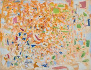 marie raymond - peinture sans titre ca 1963