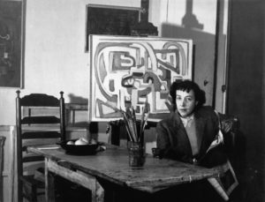 marie raymond - studio paris c 1948