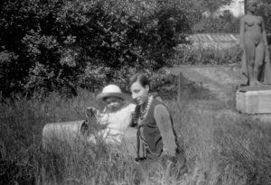 marie raymond - yves klein fontenay aux roses 1931