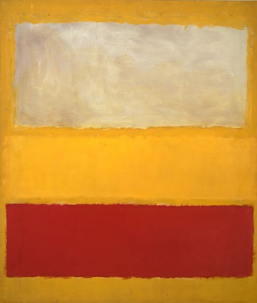 mark rothko - no 13 blanc rouge jaune 1958 newsletter art comes to you 10