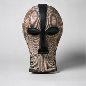 masque anthropomorphe songye - quai branly newsletter art comes to you 3