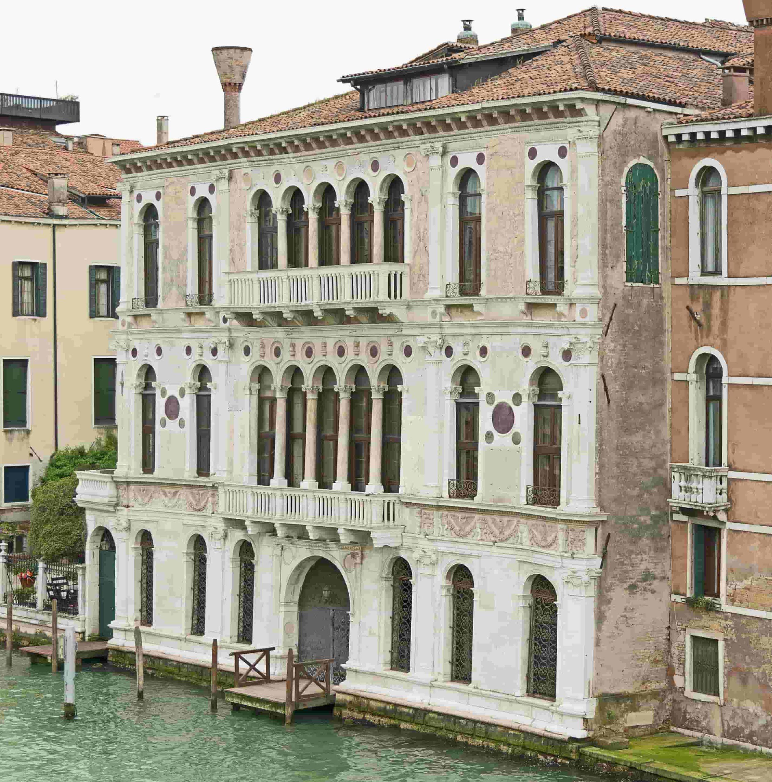 palais contarini polignac - venezia newsletter art comes to you 5