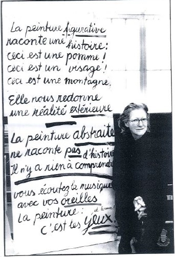 roswitha doerig - portrait 1990