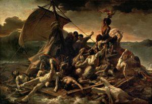 theodore gericault - le radeau de la meduse 1818 1819 newsletter art comes to you 1