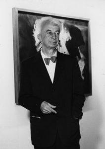 willem sandberg - expostion gerard schneider italie 1965
