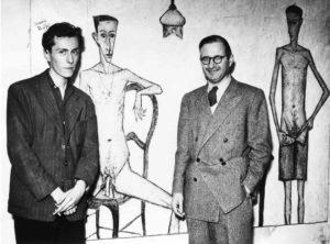 bernard buffet - bernard lorjou prize critique ex aequo 1948