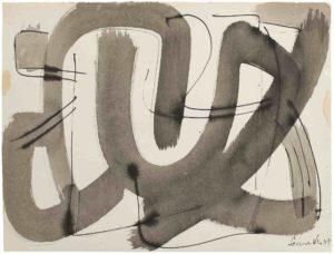 gerard schneider - paper untitled 1949 1