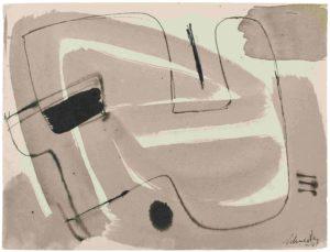 gerard schneider - paper untitled 1949 2