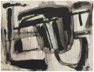gerard schneider - paper untitled 1949 4