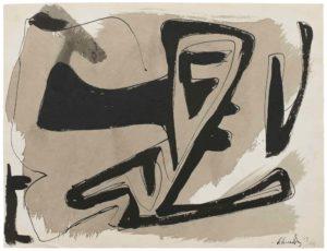 gerard schneider - paper untitled 1949 5