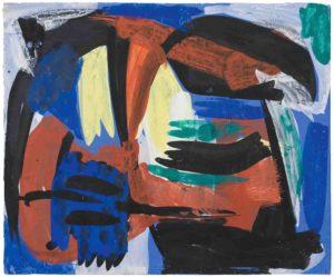 gerard schneider - paper untitled 1951 1