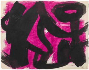 gerard schneider - paper untitled 1954 2