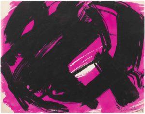 gerard schneider - paper untitled 1954 3