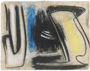 gerard schneider - papier gordes 1947