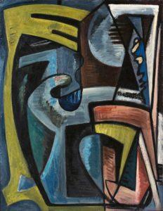 gerard schneider - peinture opus 268 1945