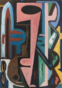 gerard schneider - peinture opus 270 1946