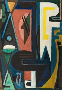 gerard schneider - peinture opus 271 1945