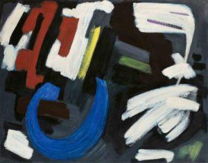 gerard schneider - peinture opus 29 b 1953