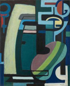 gerard schneider - peinture opus 310 1946