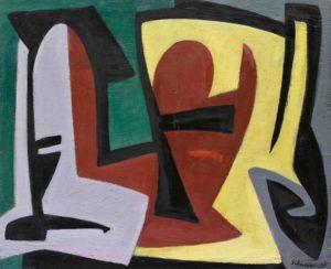 gerard schneider - peinture opus 343 1947