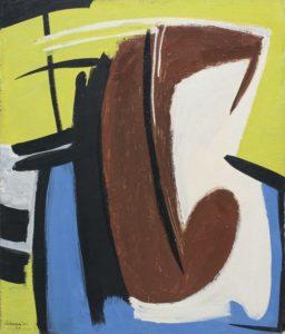 gerard schneider - peinture opus 350 1947