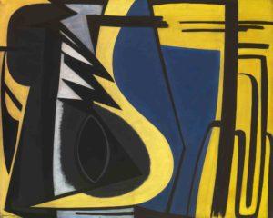 gerard schneider - peinture opus 375 1948