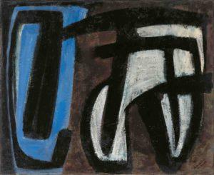 gerard schneider - peinture opus 375 2 1948