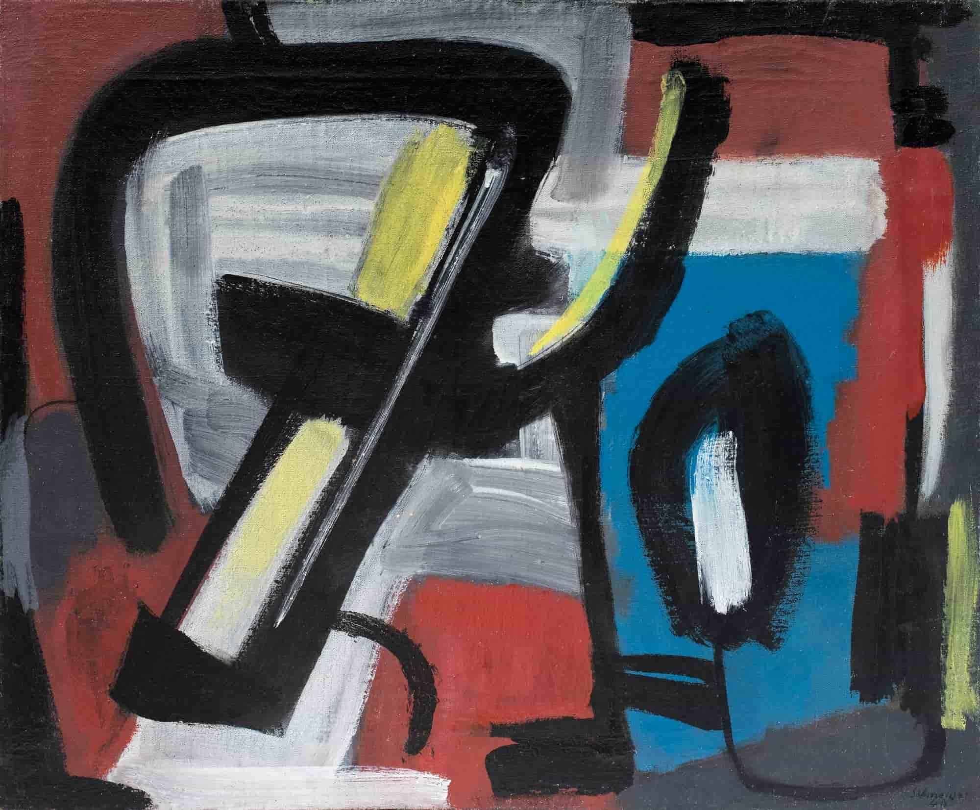 Opus 428, 1949