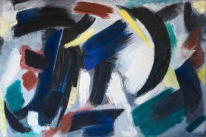 gerard schneider - peinture opus 443 1953