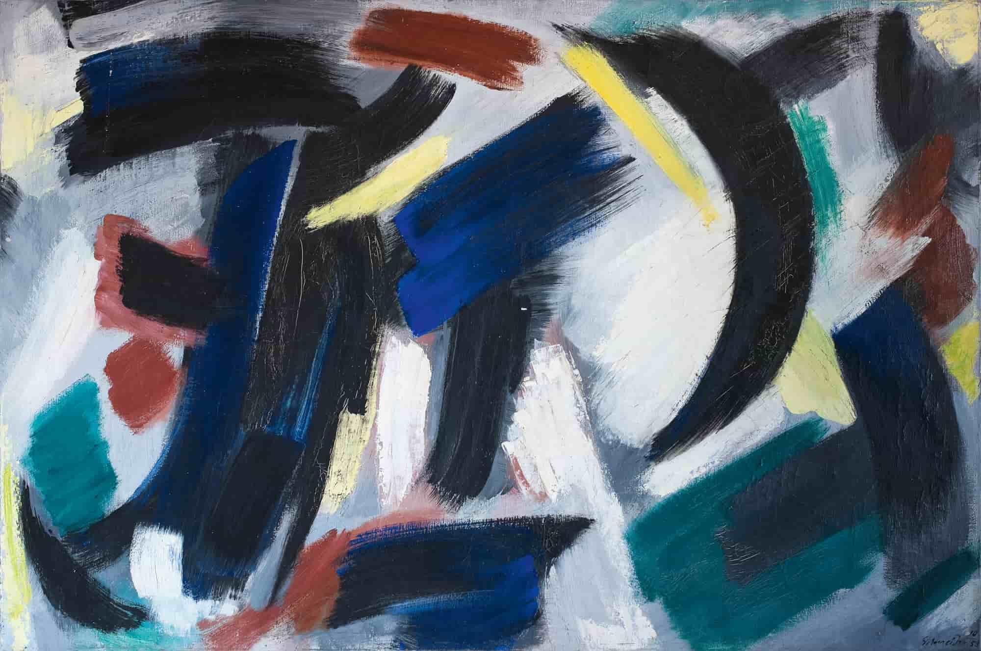 Opus 443, 1953