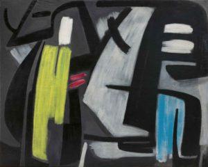 gerard schneider - peinture opus 451 1950