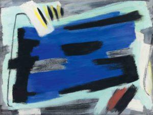 gerard schneider - peinture opus 63 b 1954